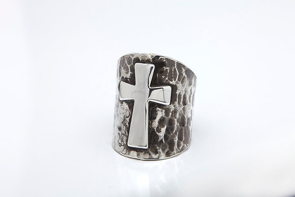 Cigar Band with Cross