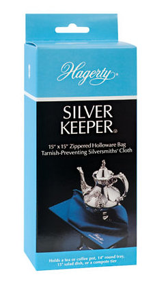 """15"""" by 15"""" Silver Keeper"""