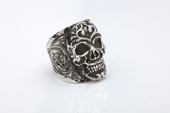 Sterling Sugar Skull