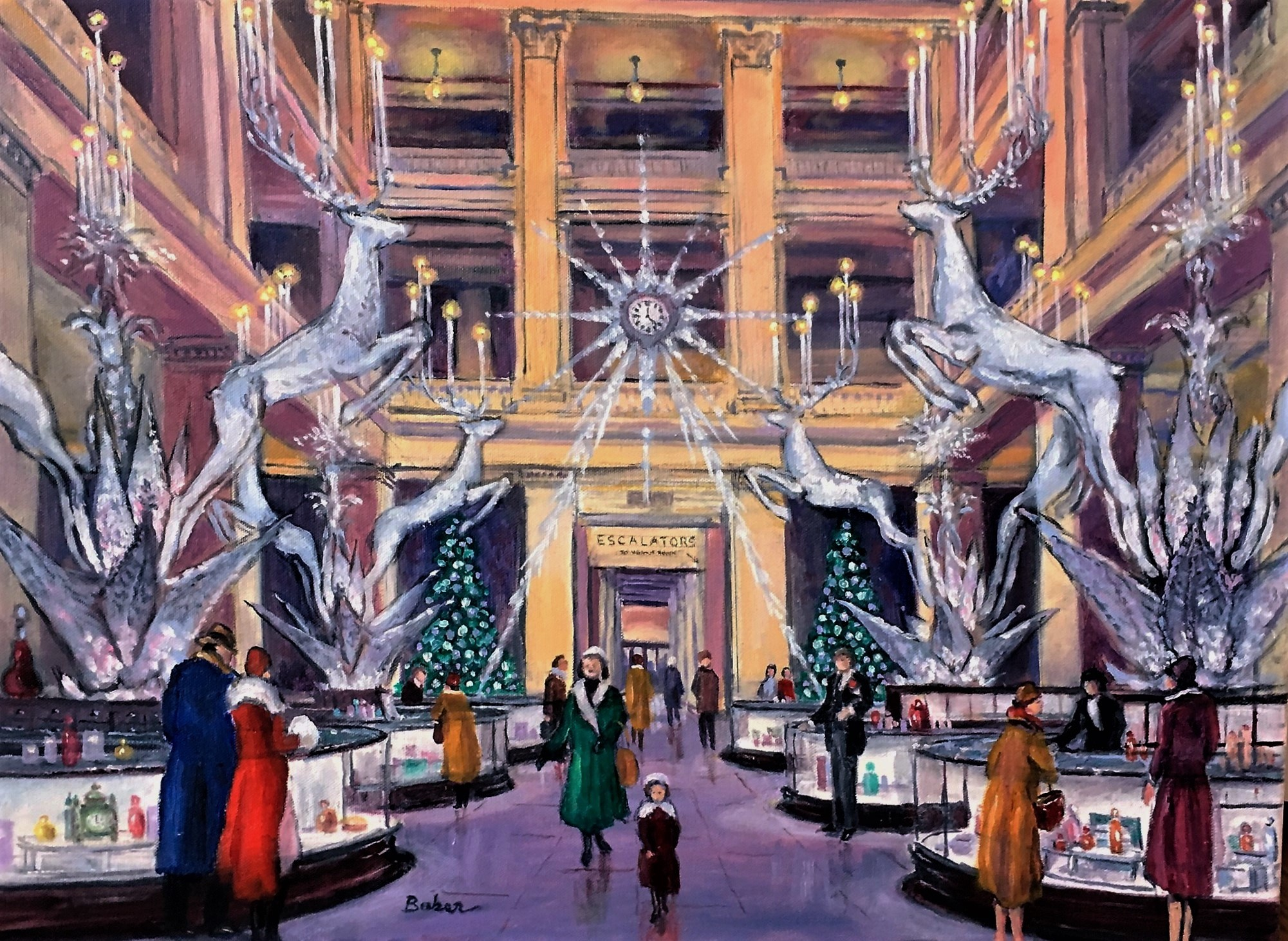 Marshall Fields 1941