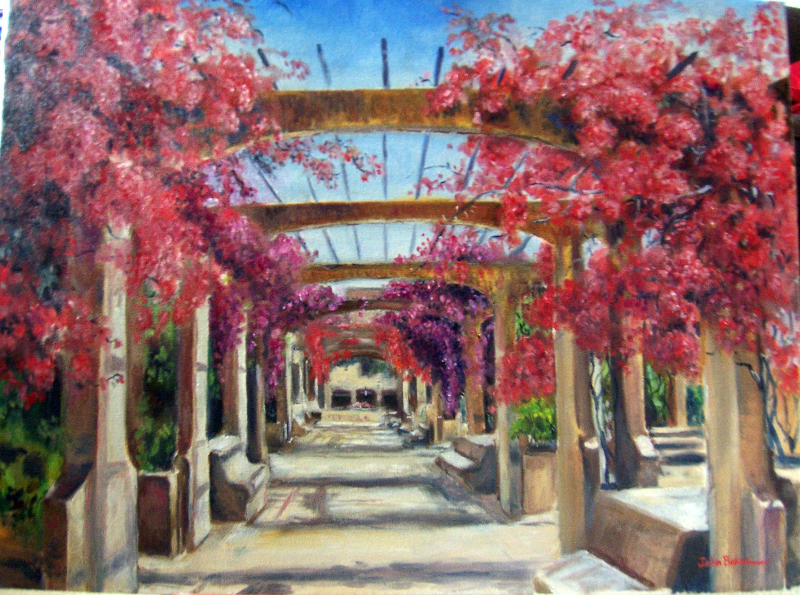 Corsican Garden