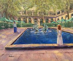 Mckinlock Court, Art Institute