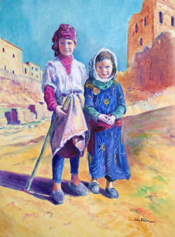 Berber Shepherds