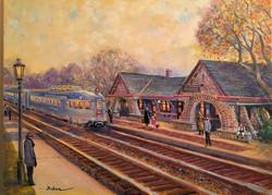 LaGrange Stone Ave. Station