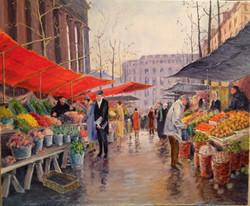 Outdoor Market, Paris