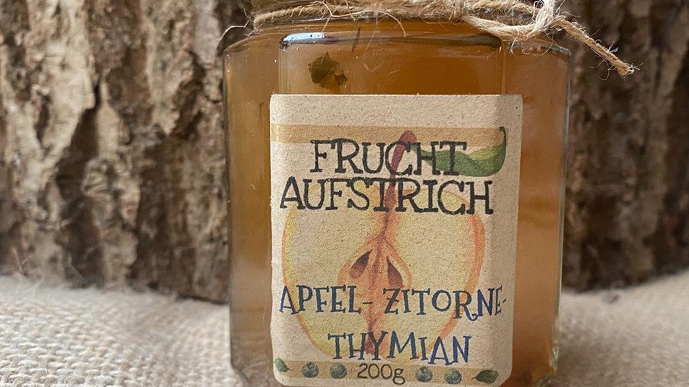 Apfel- Zitrone- Thymian