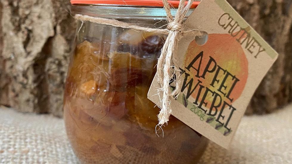 Apfel- Zwiebel Chutney