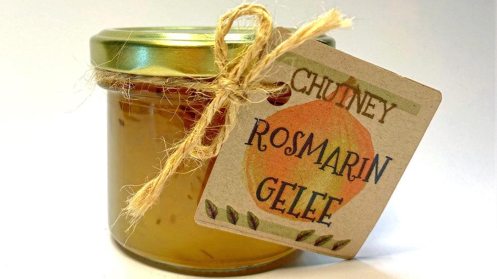 Rosmarin Gelee