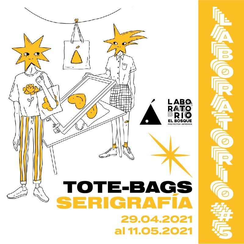 LABORATORIO#5: TOTEBAGS