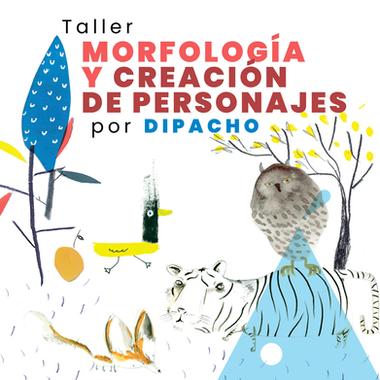 MORFOLOGÍA Y CREACIÓN DE PERSONAJES