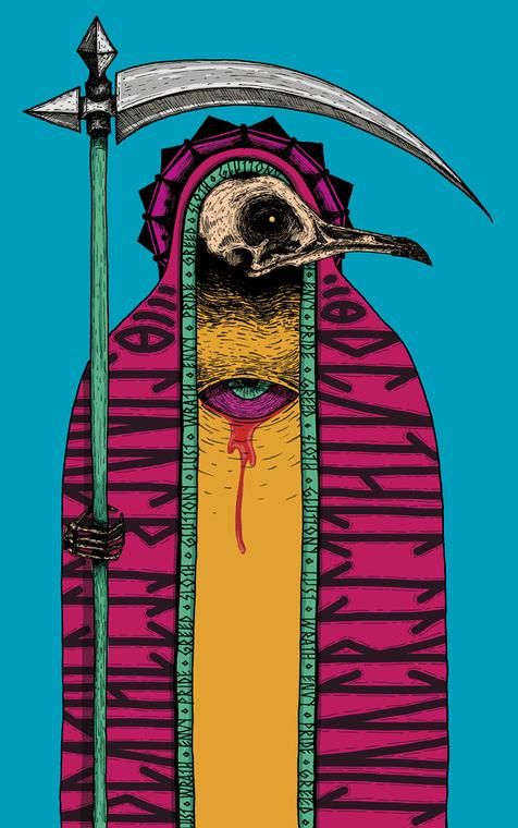 Deathless Sinner