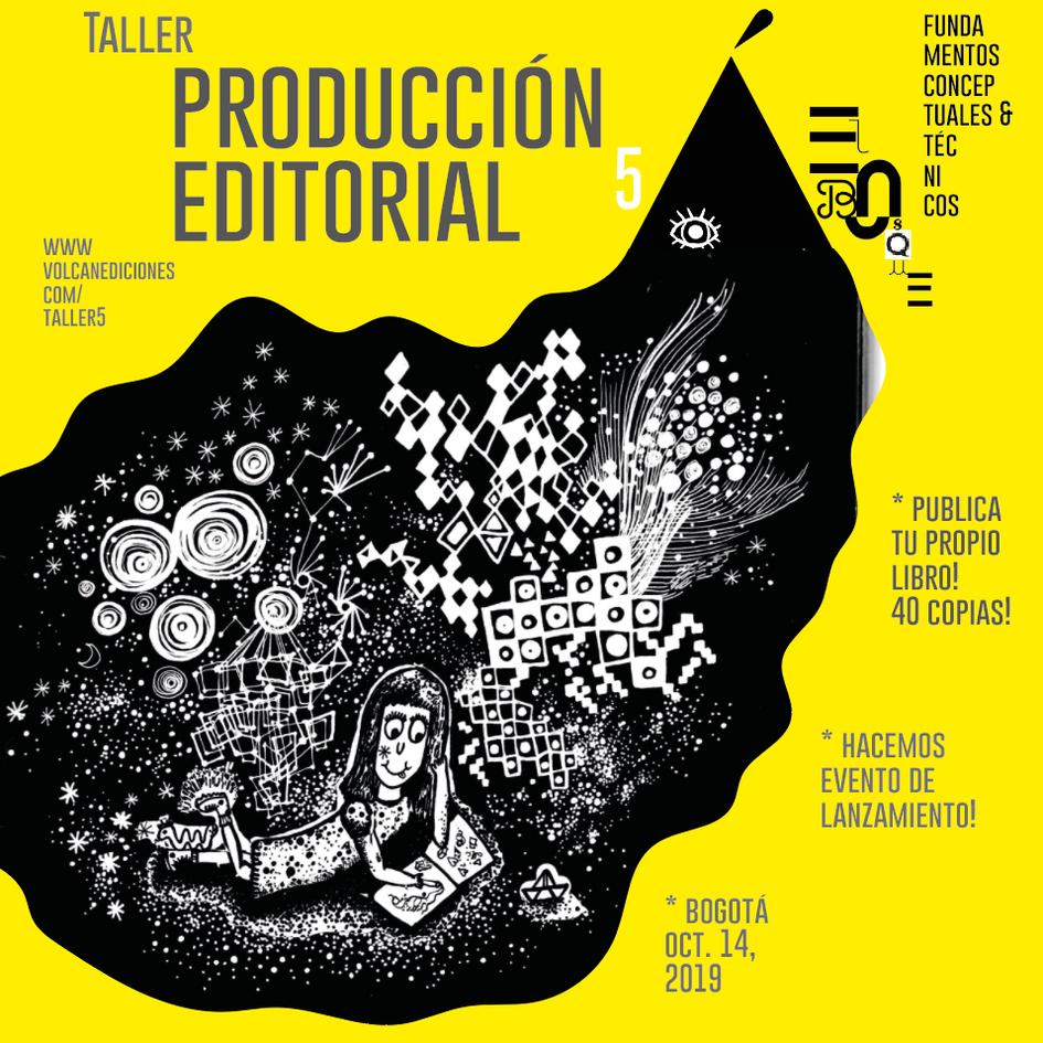 PRODUCCIÓN EDITORIAL vol. 5