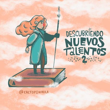 DESCUBRIENDO NUEVOS TALENTOS vol. 2