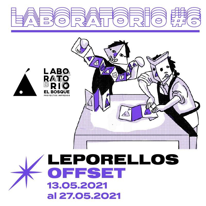 LABORATORIO#6: LEPORELLOS OFFSET