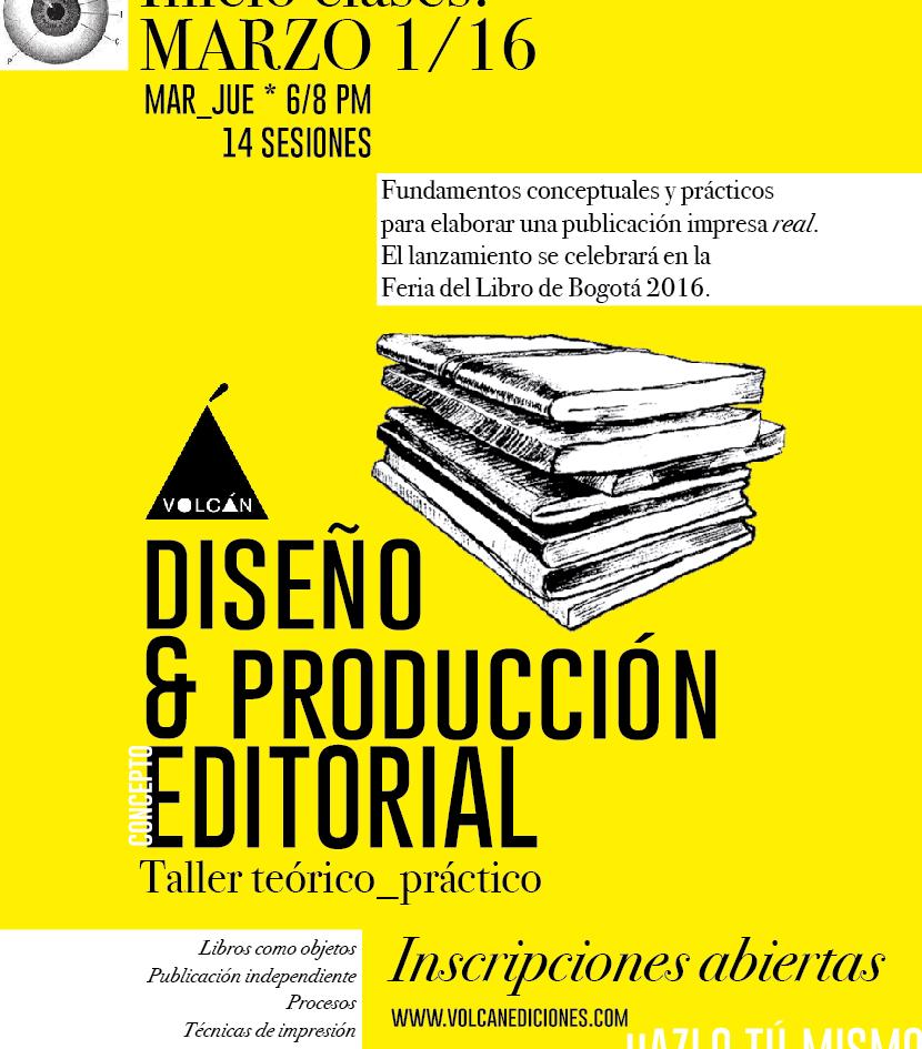 PRODUCCIÓN EDITORIAL vol. 1