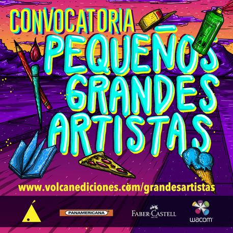 PEQUEÑOS GRANDES ARTISTAS