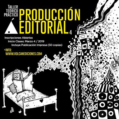 PRODUCCIÓN EDITORIAL vol. 4