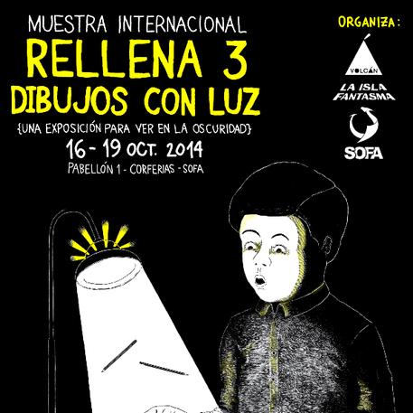 RELLENA 3: DIBUJOS CON LUZ