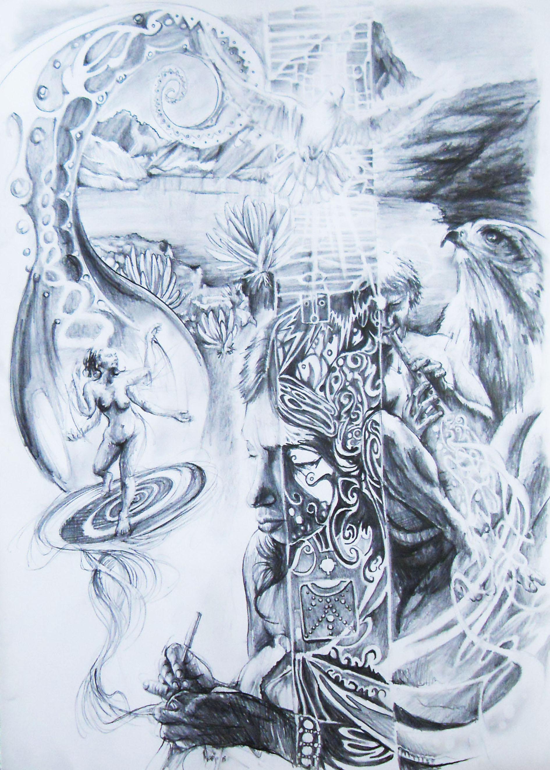 Shibalauneuman, la madre de los cantos