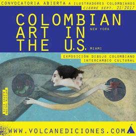 COLOMBIAN ART IN THE U.S.