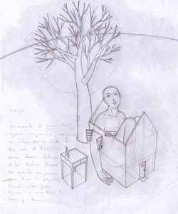 Refugio (1.1 Boceto)
