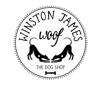 Winston James Woof logo