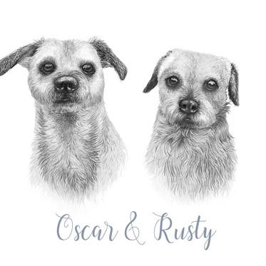 Oscar & Rusty