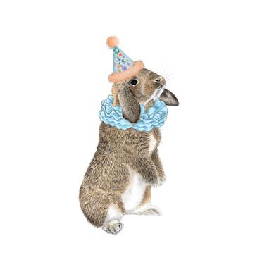 Birthday Bunny