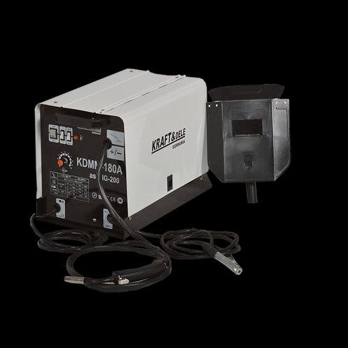 Kraft&Dele 180A 200A MIG MAG FLUX Welding Machine