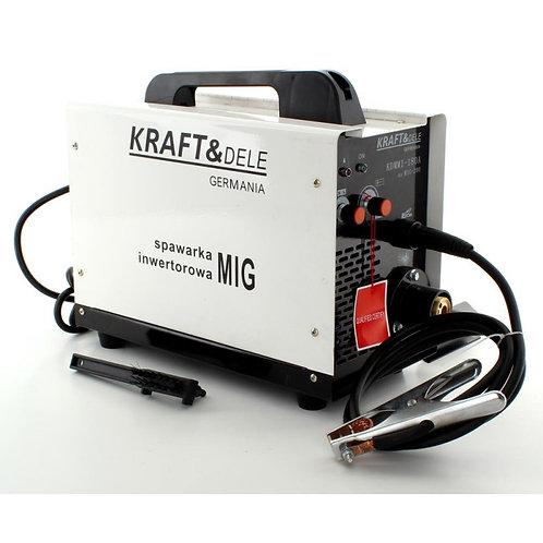 KD823 200A Kraft&Dele Germania MIG/MAG KDMMI180 welder