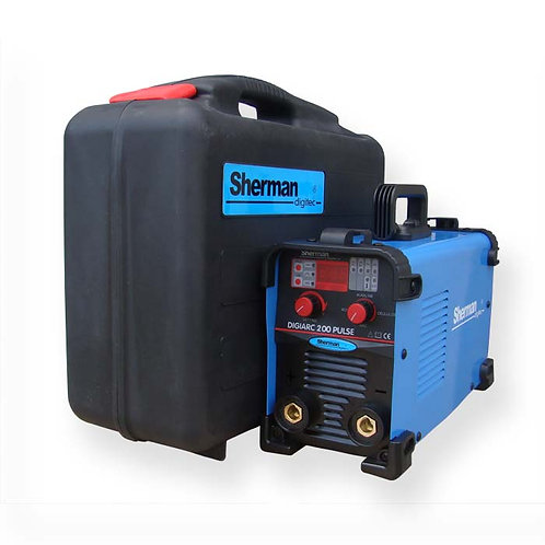 Sherman DIGIARC 200 Pulse welder inverter
