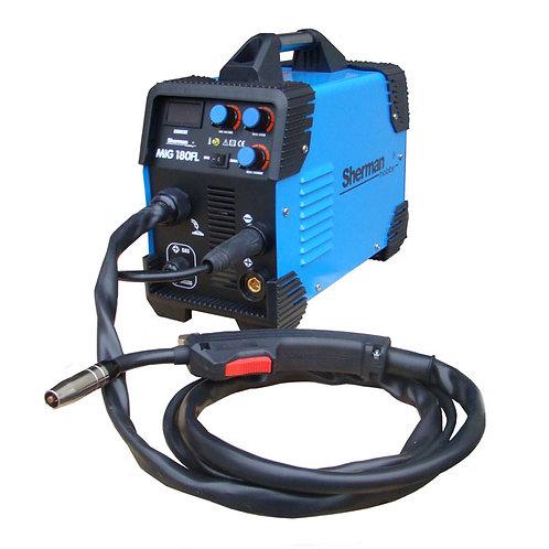 Sherman MIG 180FL IGBT welder