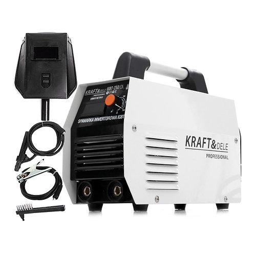 Kraft&Dele KD1841 MMA/ARC 250A Welder Inverter