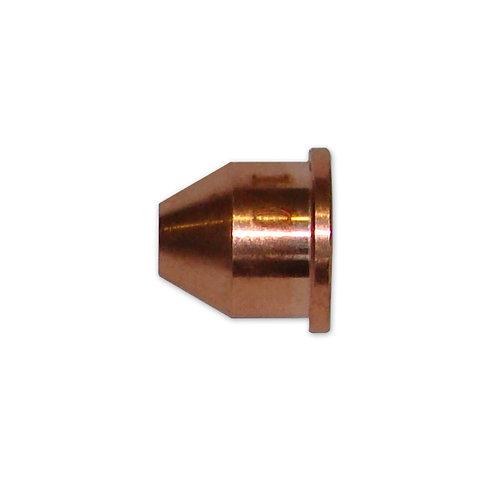 Tip Ø1.0mm for Cebora C-50 plasma handle. Cone shape
