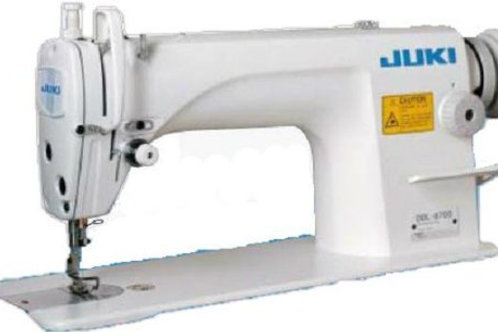 Juki DDL-8700 Industrial Sewing Machine + Servo motor + Light + Needle