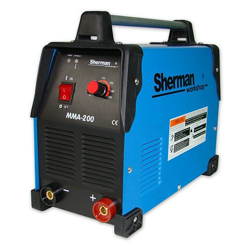 Sherman MMA 200 Inverter Welder