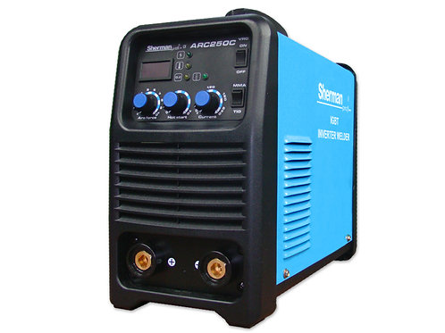Sherman ARC 250C welder inverter