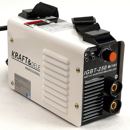 Kraft&Dele KD843 ARC 250A Welder Inverter