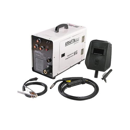 KD824 180/200A Kraft&Dele MIG/MAG Flux welder