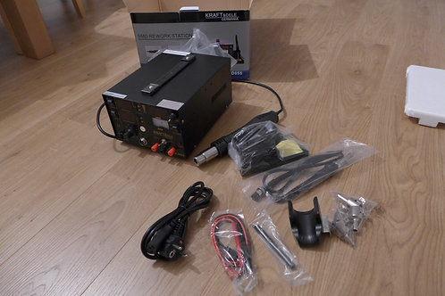 KD855 Soldering Station by Kraft & Dele Germania