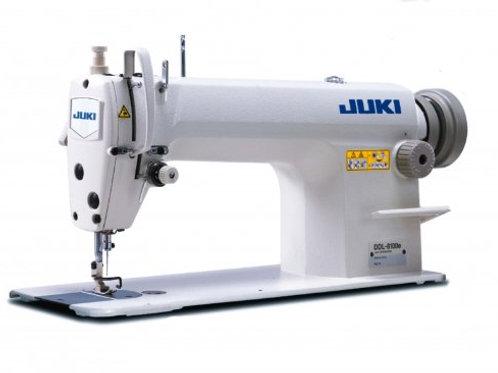 Juki DDL-8100E Industrial Sewing Machine + Servo motor + Light + Needle pos. sys