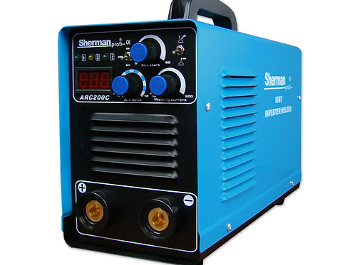 Sherman ARC200C welder inverter