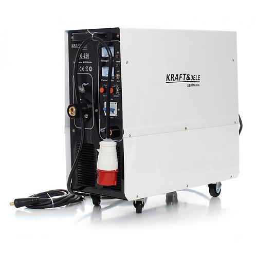 Kraft&Dele KD842 250Amp MIG MAG FLUX Welding Machine