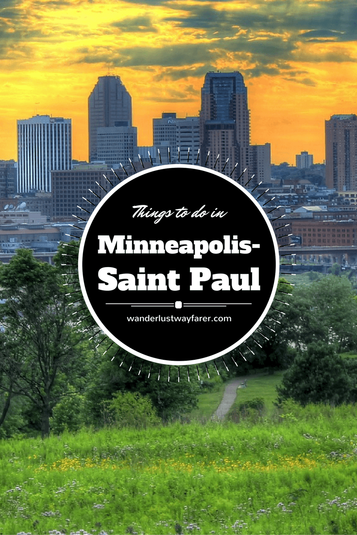 Things to Do in Minneapolis-Saint Paul