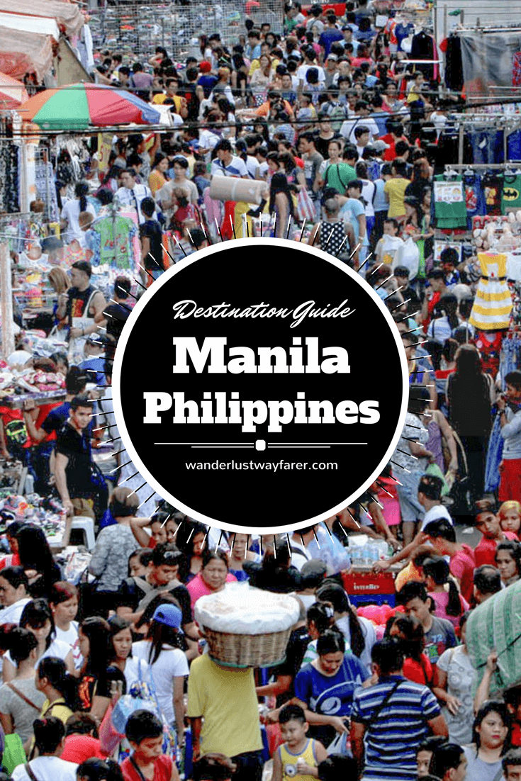 5 Essential Things to Do in Metro Manila