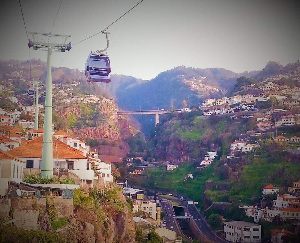 Funchal toboggan run