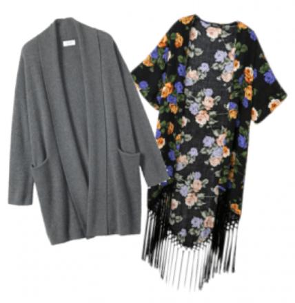 Layer Up Kimono
