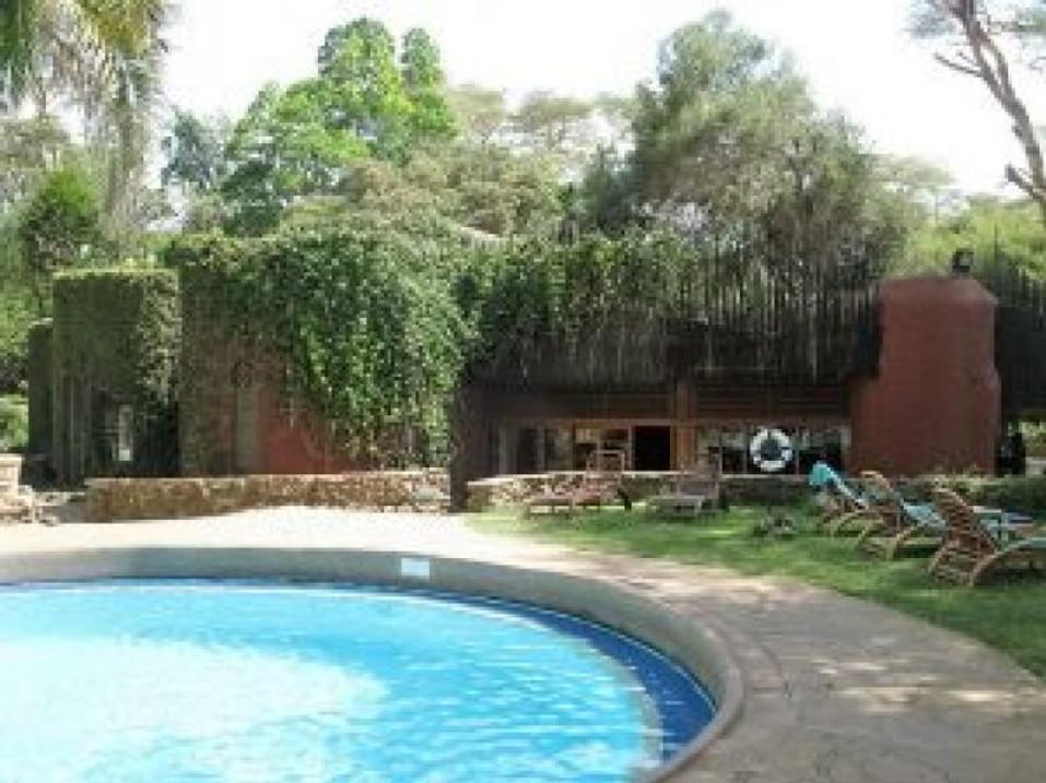 Luxury African Safari Hotel