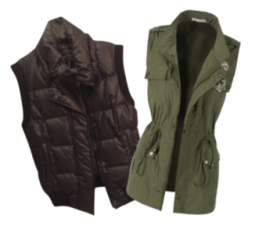 Layer Up Vest