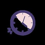 flexible hours icon, team culture, brandsitters, marketing